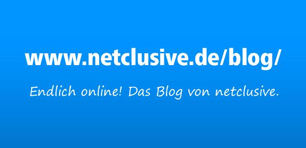 Blog der netclusive GmbH