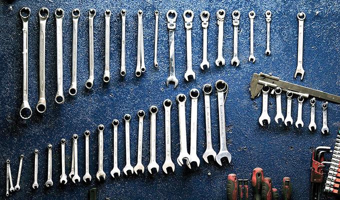 Mit den richtigen Werkzeugen ist ein Backup schnell gemacht.
