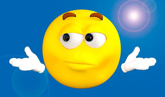 Ein falsch interpretierter Emoji kann für viel Verwirrung sorgen.
