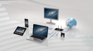 Verschmelzung der Online- und Offlinewelt